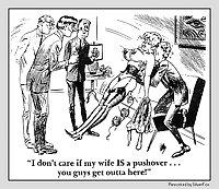 Bill Ward Cartoons