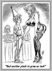 Bill Ward Cartoons