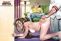 Erotic art by Otis Sweat
