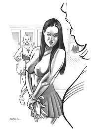 Rebecca 2 (More suburban housewife sins)