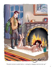 Dean Yeagle Cartoons
