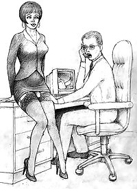 Sissy and femboys cartoons 2
