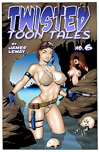 Twisted Toon Tales