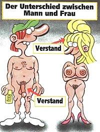 sex Karikatur  gemischt