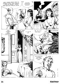 SekStrip 01 Specijalno izdanje Comicon