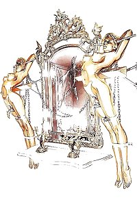 Pin-up Art 10 - Hajime Sorayama (1)