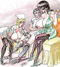 Bill Ward Erotic Art 4