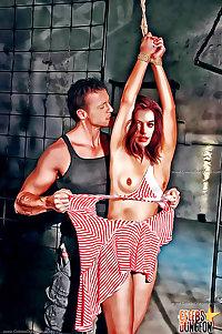 CELEBS bondage & sex