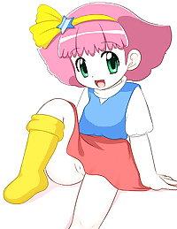 Cartoon Hentai 80's