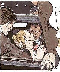 Cartoon gangbangs and bukkakes #144