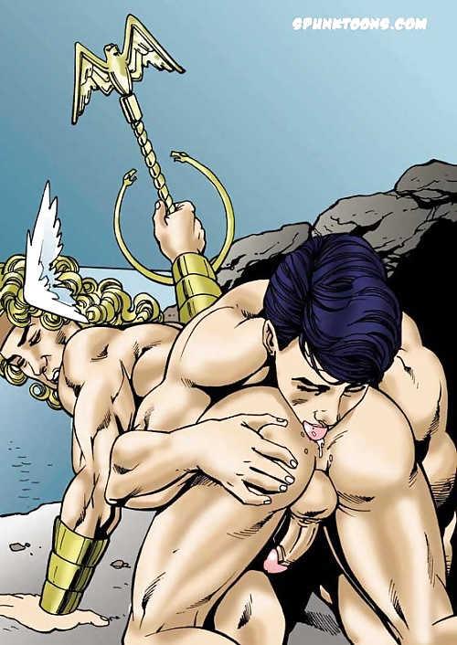 ходил порно картинки богов олимпа дальше поддерживать ориентацию